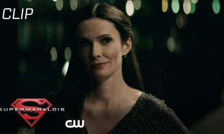 Superman & Lois   Season 1 Episode 11   Clark Wants To Work With Lois Scene   The CW