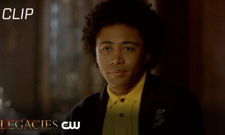 Legacies | Season 3 Episode 16 | Kaleb And MG Ask To Seek Cleo Scene | The CW