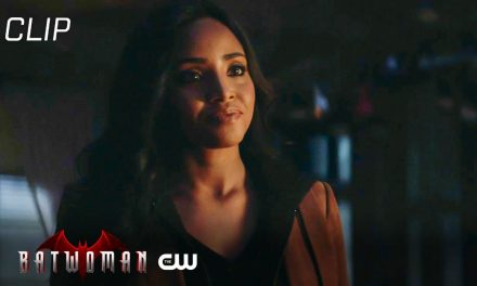 Batwoman | Season 2 Episode 18 | Ryan Helps the Mayor Scene | The CW
