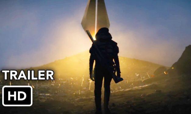 Foundation Trailer #2 (HD) Apple TV+ series