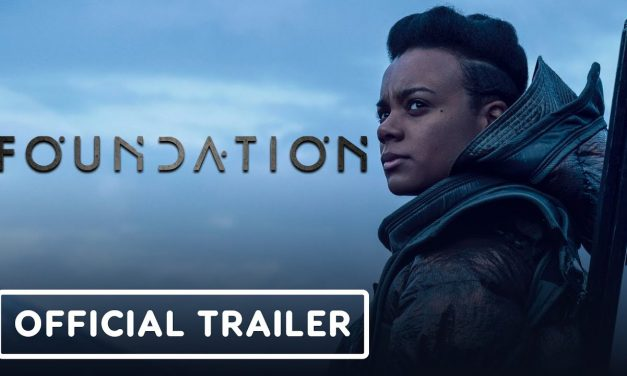 Foundation: Official Teaser Trailer (2021) Jared Harris, Lee Pace