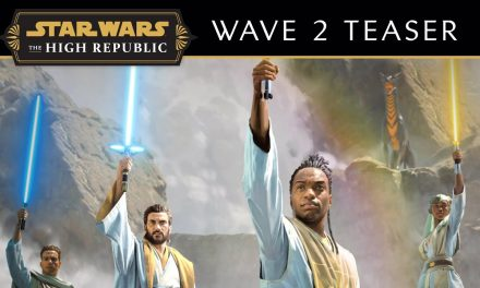 Star Wars: The High Republic | The Adventure Continues