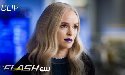 The Flash   Season 7 Episode 15   Not One, But Two Godspeeds Have Returned Scene   The CW