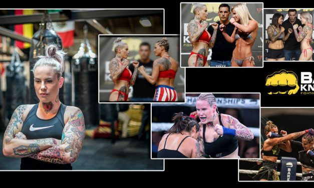 Rumors Point to Bec Rawlings Returning to the BKFC This Year