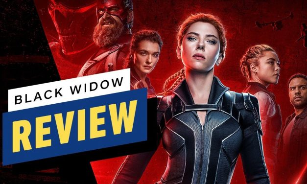 Marvel's Black Widow Review (2021)