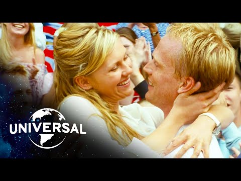 Wimbledon | Paul Bettany's Final Set & Kiss With Kirsten Dunst