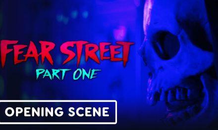 Netflix's Fear Street Part 1: 1994 – Exclusive Opening Scene (2021) – Maya Hawke