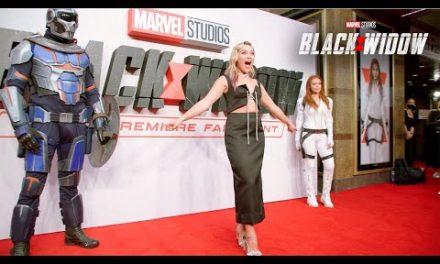 World Premiere Fan Event   Marvel Studios' Black Widow