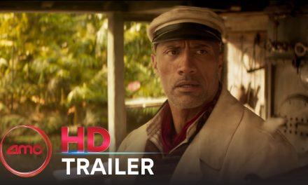 JUNGLE CRUISE – Team Frank Trailer (Dwayne Johnson, Emily Blunt, Edgar Ramírez) | AMC Theatres 2021
