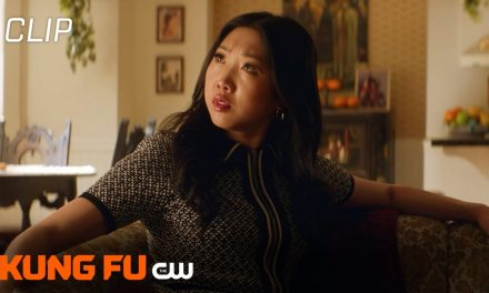 Kung Fu | Season 1 Episode 10 | Sibling Argument Scene | The CW