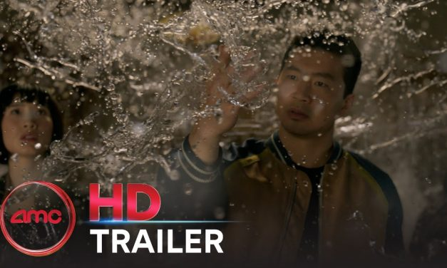SHANG-CHI AND THE LEGEND OF THE TEN RINGS – Trailer #3 (Simu Liu, Awkwafina)   AMC Theatres 2021