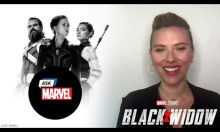 Natasha & Yelena's Road Trip Playlist?!   Ask Marvel