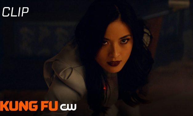 Kung Fu | Season 1 Episode 10 | Kerwin & Zhilan Fight Scene | The CW