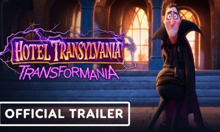 Hotel Transylvania: Transformania – Official Trailer (2021) Andy Samberg, Selena Gomez