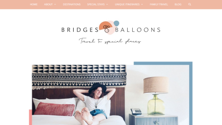 Bridges and Balloons | Travel Itineraries, Best Airbnbs, Road Trips