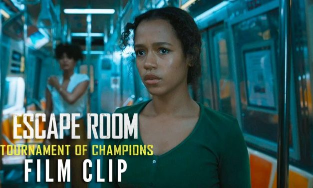 ESCAPE ROOM: TOURNAMENT OF CHAMPIONS Clip – Welcome Back