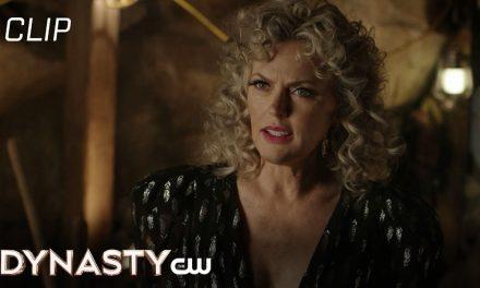 Dynasty | Season 4 Episode 9 | Stop Yelling Scene | The CW
