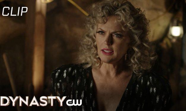 Dynasty   Season 4 Episode 9   Stop Yelling Scene   The CW