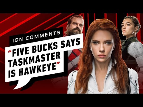 Black Widow Cast Responds to IGN Comments