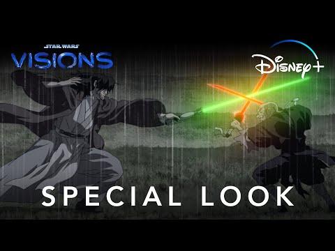 STAR WARS: VISIONS   SPECIAL LOOK   DISNEY+