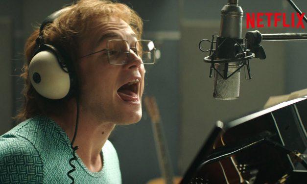 Rocketman – Your Song Sing-Along (Taron Egerton)   Netflix