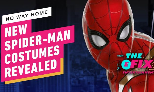 New Spidey Costumes Revealed for Spider-Man: No Way Home – IGN The Fix: Entertainment