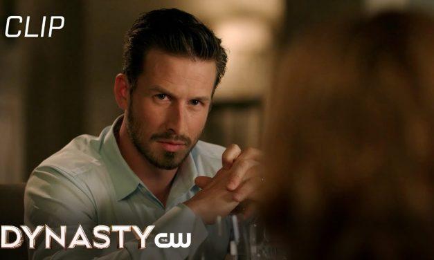 Dynasty   Season 4 Episode 9   Laura Leighton Scene   The CW
