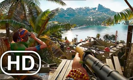 FAR CRY 6 NEW Gameplay Demo (2021) 4K ULTRA HD PS5/Xbox Series X/PC