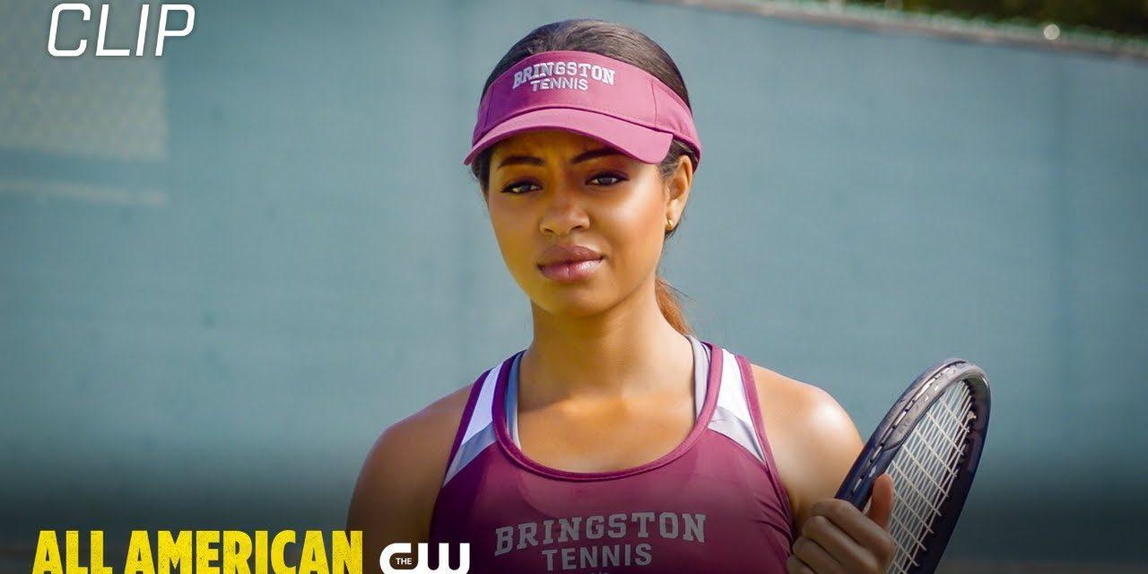 All American   Season 3 Episode 17   Keisha, Simone, And Olivia Meet Thea Scene   The CW