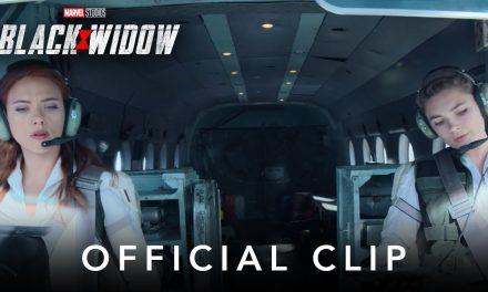"""Prison Break"" Official Clip   Marvel Studios' Black Widow"