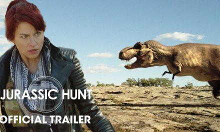 Jurassic Hunt (2021 Movie) Official Trailer – Ruben Pla, Antuone Torbert