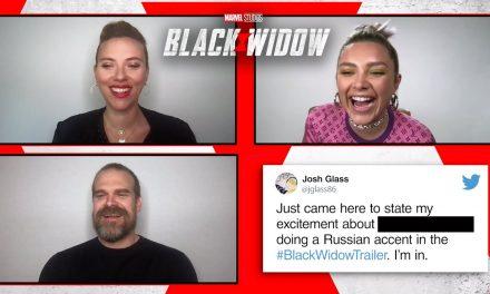 Who's That Tweet About Challenge   Marvel Studios' Black Widow