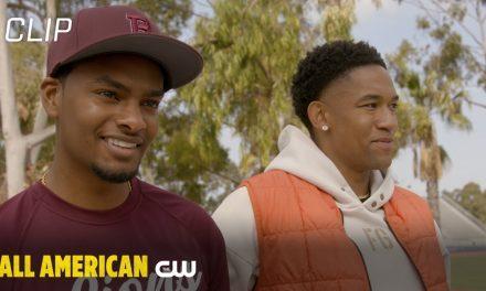 All American | Season 3 Episode 17 | Spencer Recognizes Damon Scene | The CW