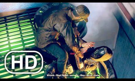 Aiden Pearce Vs Wrench Fight Scene 4K ULTRA HD – Watch Dogs Legion Bloodline Cinematic