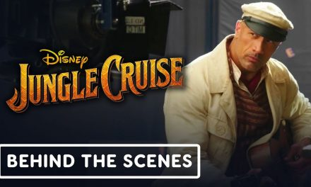 Disney's Jungle Cruise – Official Behind the Scenes Clip (2021) Dwayne Johnson, Emily Blunt