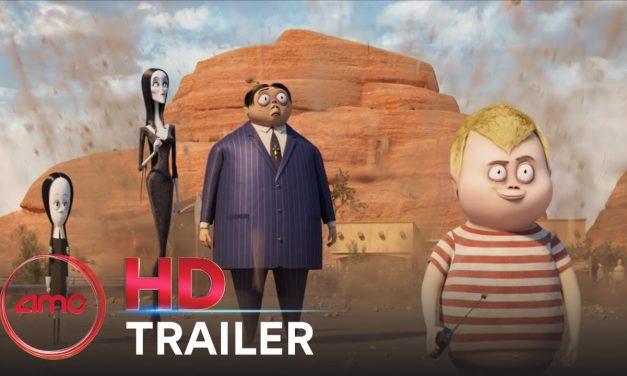 ADDAMS FAMILY 2 – Trailer (Oscar Isaac, Charlize Theron, Chloë Grace Moretz) | AMC Theatres 2021