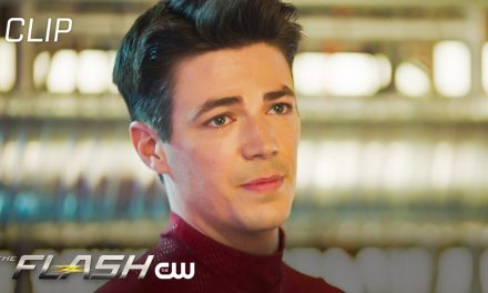 The Flash | Season 7 Episode 16 | Barry And Diggle Worry About Nora Scene | The CW