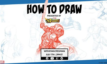 How to Draw Taskmaster Live! Presented by Marvel Strike Force