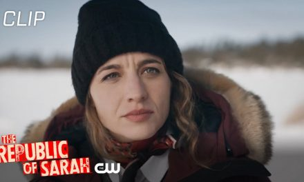 The Republic of Sarah | Season 1 Episode 4 | Sarah And Danny Discuss Their Mom Scene | The CW