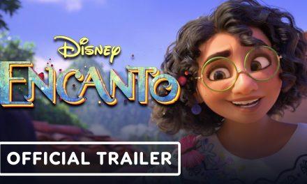 Disney's Encanto – Official Trailer (2021) Stephanie Beatriz, María Cecilia Botero