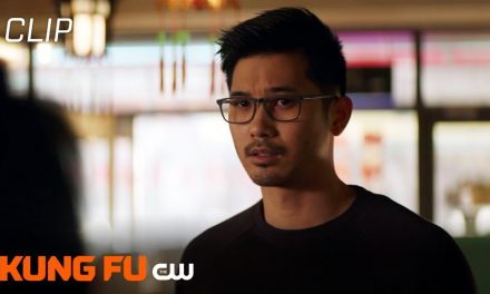 Kung Fu | Season 1 Episode 11 | Selling Restaurant Scene | The CW