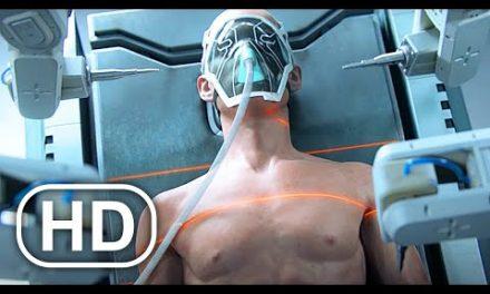 Master Chief Sacrifices Himself To Save Humanity Scene 4K ULTRA HD – Halo Cinematic