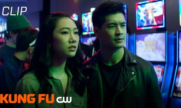 Kung Fu   Season 1 Episode 11   Stealing Tickets Scene   The CW