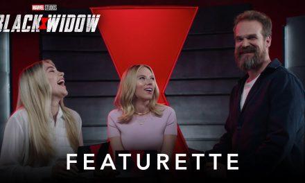 2 Truths and a Lie Featurette | Marvel Studios' Black Widow