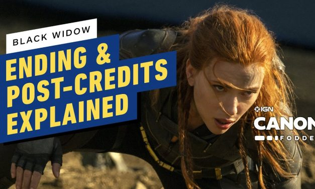 Black Widow Ending & Post-Credits Explained: New Hero Team for MCU Phase 4? | Canon Fodder