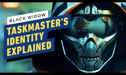 Taskmaster's True Identity in Black Widow Explained