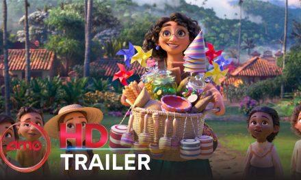 ENCANTO – Teaser Trailer (Stephanie Beatriz, Wilmer Valderrama, Diane Guerrero) | AMC Theatres 2021