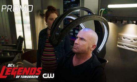 DC's Legends of Tomorrow   Season 6 Episode 10   Bad Blood Promo   The CW