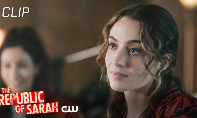 The Republic of Sarah | Season 1 Episode 5 | Sarah And Maya Discuss Greylock Scene | The CW