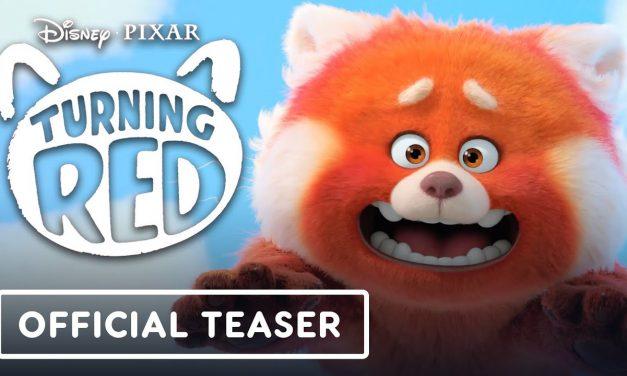 Pixar's Turning Red – Official Teaser Trailer (2022) Rosalie Chiang